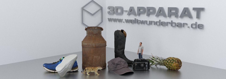 weltwunderbar GmbH – 3D-APPARAT